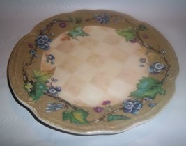 "Tracy Porter ""The Claret Collection"" Dinner Plate EXCELLENT - $13.86"
