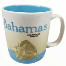 Bahamas Starbucks Coffee Mug 16 fl oz 2013 Souvenir Coffee Tea Cup Used ... - $45.53