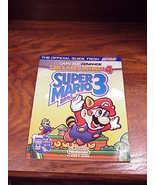 GBA Super Mario Advance 4 Super Mario 3 Bros Guide Book, Game Boy Advance - $7.95