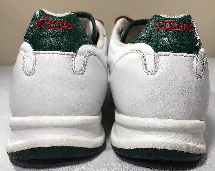 2283a268e4f1 Reebok S.Carter Sneakers Men s 12 Red Green Jay Z Rocafella G-Unit Hip