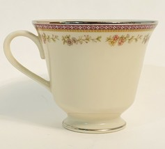 Lenox Amethyst Pattern Single Teacup No Saucer For Replacement Purple Co... - $7.92