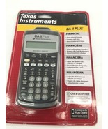 Texas Instruments ba ii plus financial calculator New In box - $46.74