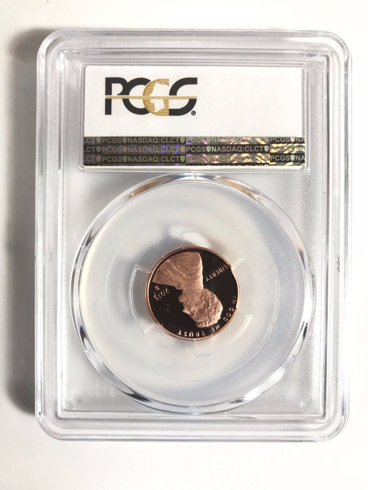 2015-S Proof Lincoln Cent Penny PCGS PR69RD DCAM FIRST STRIKE FREE SHIPPING