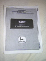 JD Tow Behind Lawn Tools Operator Manual, Roller, Thatcher, Plug, Spike ... - $12.50