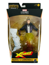 "Marvel Legends Cannonball X-Force 6"" Action Figure w/ Wendigo Piece - $20.78"