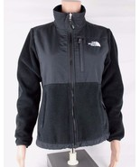 The North face women's black zipper denali fleece jacket size SP - $32.24