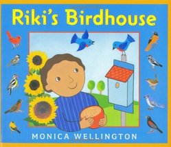 Riki's Birdhouse Wellington, Monica - $8.00