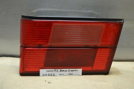 1989-1995 BMW 525i 530i Sedan Right Pass Inner Trunk Lid OEM tail light 41 1K8 - $14.84