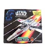 Star Wars Power of the Force Electronic X-Wing Fighter - $143.55