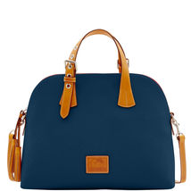Dooney & Bourke Patterson Midnight Blue Leather... - $469.99
