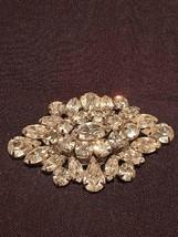 Weiss Rhinestone Pin - $48.51