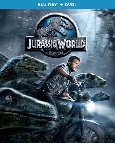 Jurassic World [Blu-ray + DVD] (2015)