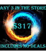 MON-TUES PICK 3 IN THE STORE $317 INCLUDES NO DEALS MYSTICAL TREASURE - $0.00