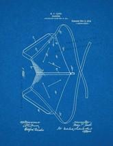Brassiere Patent Print - Blueprint - $7.95+