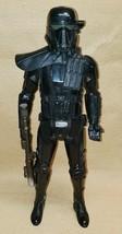 Hasbro Star Wars Shadow Trooper Black  Stormtrooper 12 Inch Action Figur... - $19.70