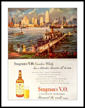 Toronto Downtown 1955, ORIGINAL Big 1955 Ad, vi... - $18.00