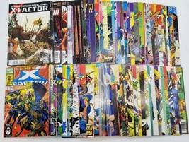 X-Factor 80 Comic Book Lot Marvel Comics Run Volume 1 & 2 1986 2006 Annauls - $309.59