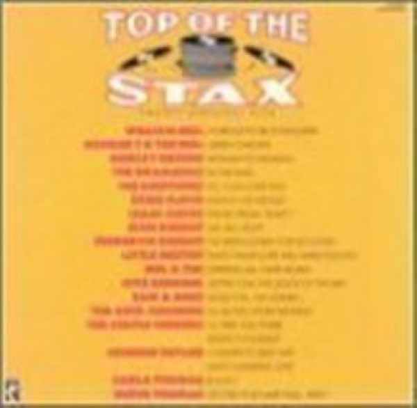 Top of the Stax: 20 Greatest Hits by Top of the Stax Cd