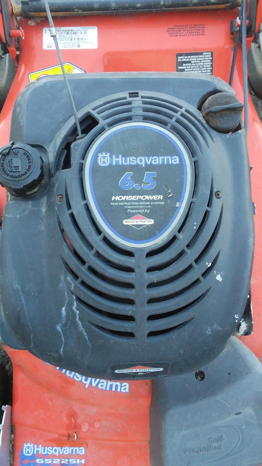 Husqvarna Lawn Mower Model 917.375363 Carburetor