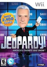 Jeopardy - Nintendo Wii [video game] - $6.35