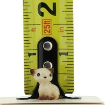 Hagen Renaker Miniature Cat Siamese Tiny Kitten Sitting Ceramic Figurine image 9