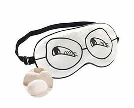Creative Silk Eye Mask Cute Comfortable Eyeshade Sleep Eye Mask (Small Eyes)