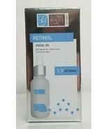 Global Beauty Care Retinol Facial Oil 1.7 oz NEW Anti-Aging Skin Repair ... - $9.99