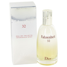 Christian Dior Fahrenheit 32 Cologne 3.4 Oz Eau De Toilette Spray image 3