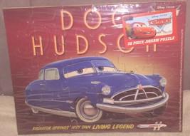 Disney Cars DOC HUDSON 36 Piece Jigsaw Puzzle - $7.96