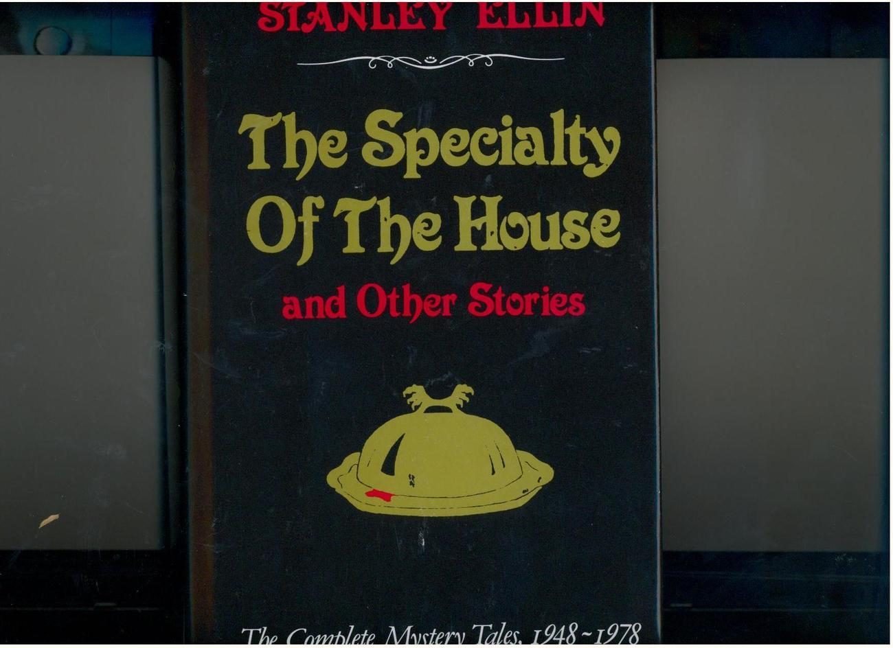 Primary image for Ellin - SPECIALTY OF THE HOUSE - complete mystery tales