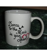 Dance to the music mug thumbtall