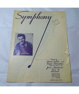 Vintage Symphony Piano Sheet Music Chappell Co. - $4.94