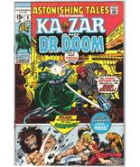 Astonishing Tales Comic Book #5 Marvel Comics 1971 VERY FINE - $22.14