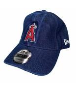 Levi's x MLB x New Era 9Twenty Adjustable Strap Hat Los Angeles Angels M... - $37.99