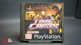 Time Crisis Sony Playstation Psone PS1 Game Vgc Fast And Free Uk Postage - $10.88