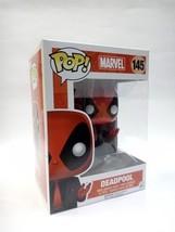 Funko POP Marvel Deadpool 死待 Vinyl Figure #145 - $13.84