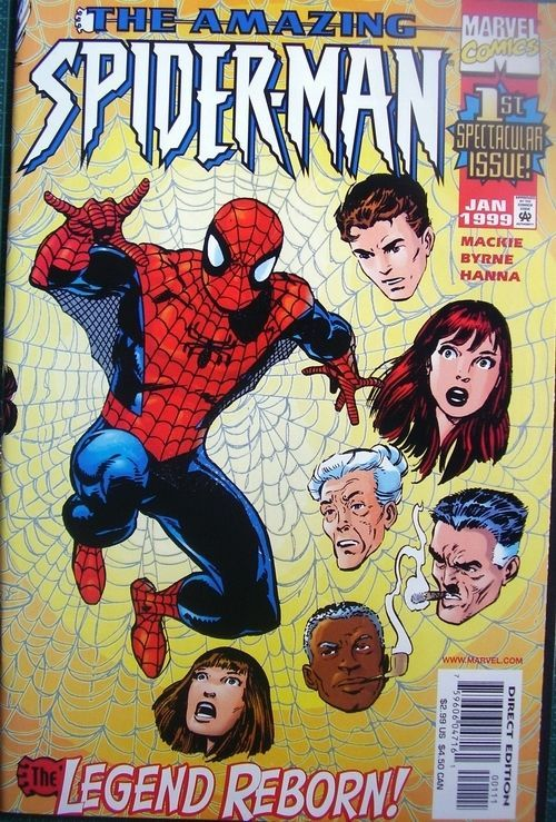 Spiderman Number 1 Original American Marvel
