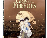 Grave of the Fireflies DVD (Remastered Edition) Brand NEW!