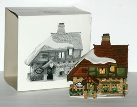 Department 56 Old East Rectory Dickens Village Series Heritage Lighted 5... - $18.49