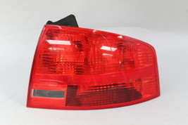 05 06 07 08 AUDI A4 S4 SEDAN RIGHT PASSENGER SIDE TAIL LIGHT OEM - $69.29