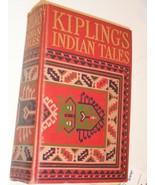 Kipling's Indian Tales, by Rudyard Kipling, 1899 - $16.20