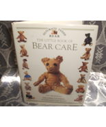 Bear Care by Pauline Cockrill Repair and Rejuvenate Tired Old Teddy - $5.00