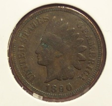 1887 Indian Head Penny G4 #0999 - $2.49