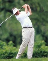 Fred Couples SFOL Vintage 24X30 Color Golf Memorabilia Photo - $41.95