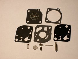 Echo SRM2501, SRM2510, SRM3000, John Deere 30, Zama RB26, carburetor reb... - $17.99