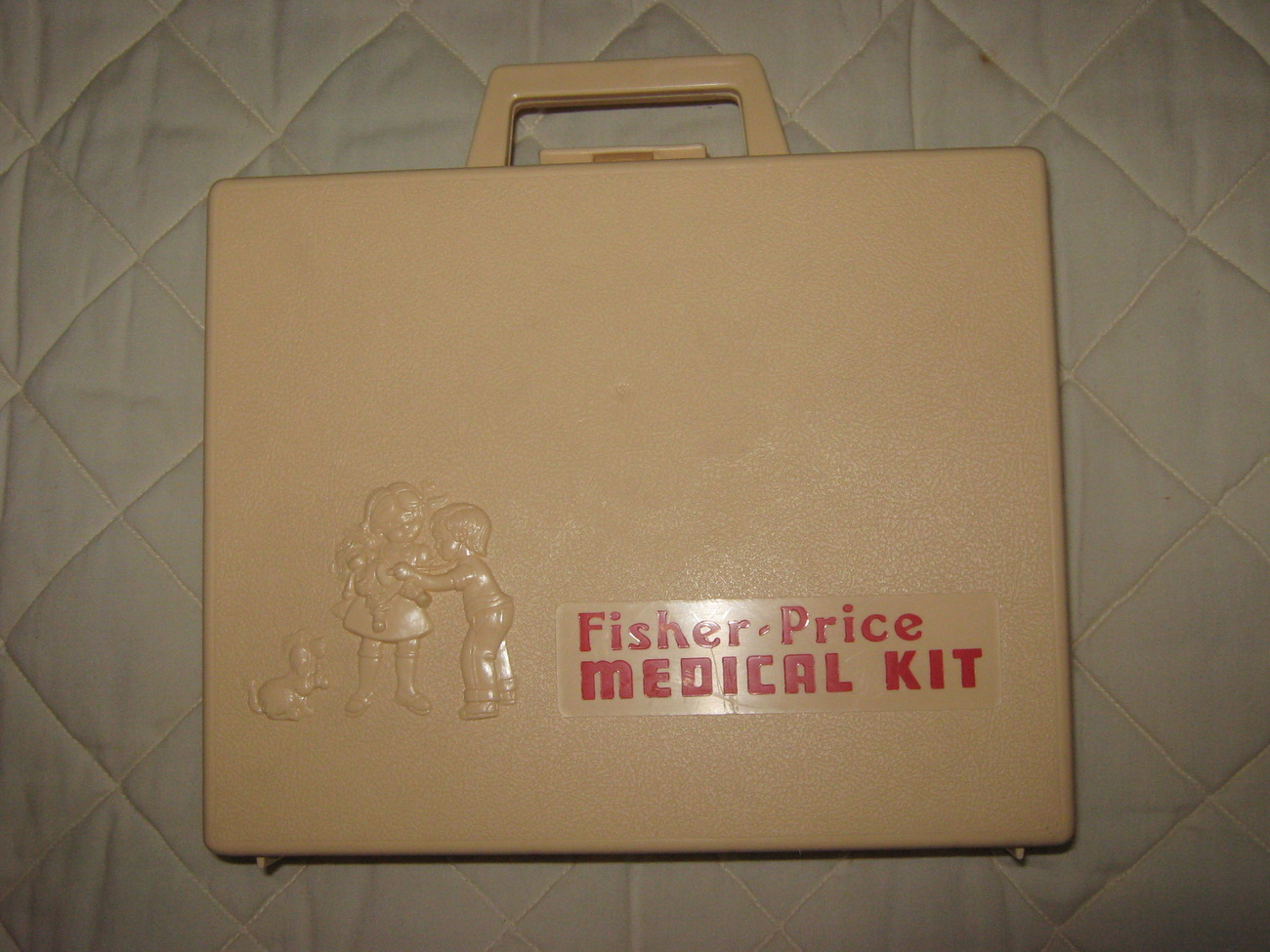 Fisher Price Medical Kit #936