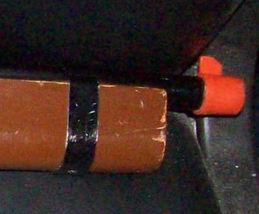Parris Cap Gun 5891 Flintlock Style image 3