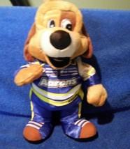 "Aarons Lucky Plush Dog 10"" tall Stuffed Animal Toy - $6.50"