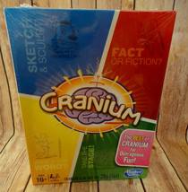 The Best of Cranium Board Game by Hasbro Sealed 400 Challenges Age 16+ S... - $16.82