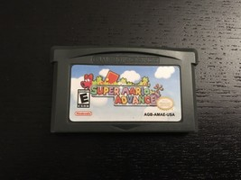 Super Mario Advance (Game Boy Advance, 2001) - Free Shipping - Ships Fast! - $17.77